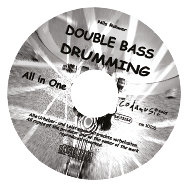 DOUBLE BASS DRUMMING
