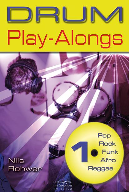 DRUM Play-Alongs Vol. 1