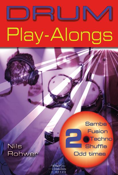 DRUM Play-Alongs Vol. 2