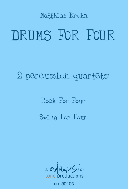 DRUMS FOR FOUR
