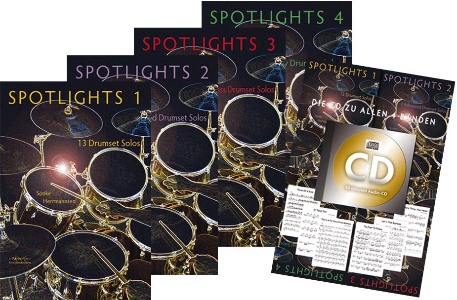 SPOTLIGHTS CD